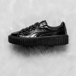 Rihanna Fenty X Puma lace-up Sneakers